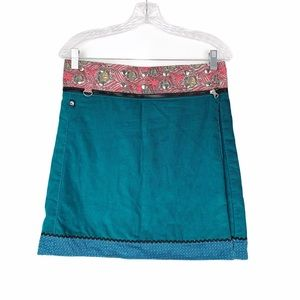 Zand Amsterdam Reversible Wrap Skirt